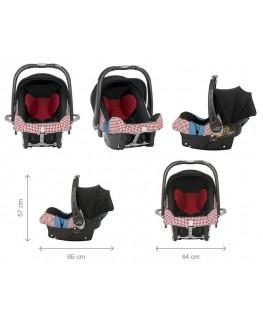 Britax Römer Baby-Safe Plus SHR II (0-13 kg)