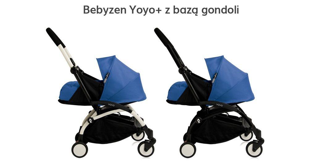 Jaka spacerówka na wakacje - BabyZen Yoyo+ z bazą gondoli