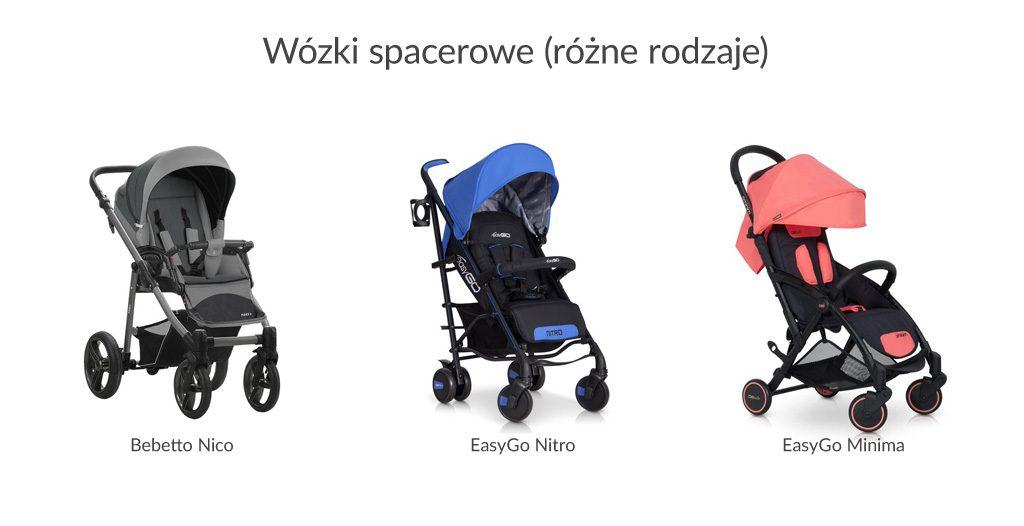Wózek dziecięcy - jak wybrać - blog -sklep-smile.pl