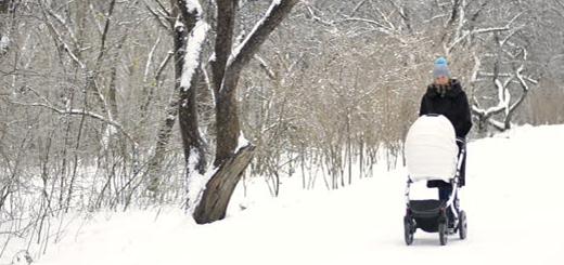jaki wózek dla dziecka urodzonego zimą