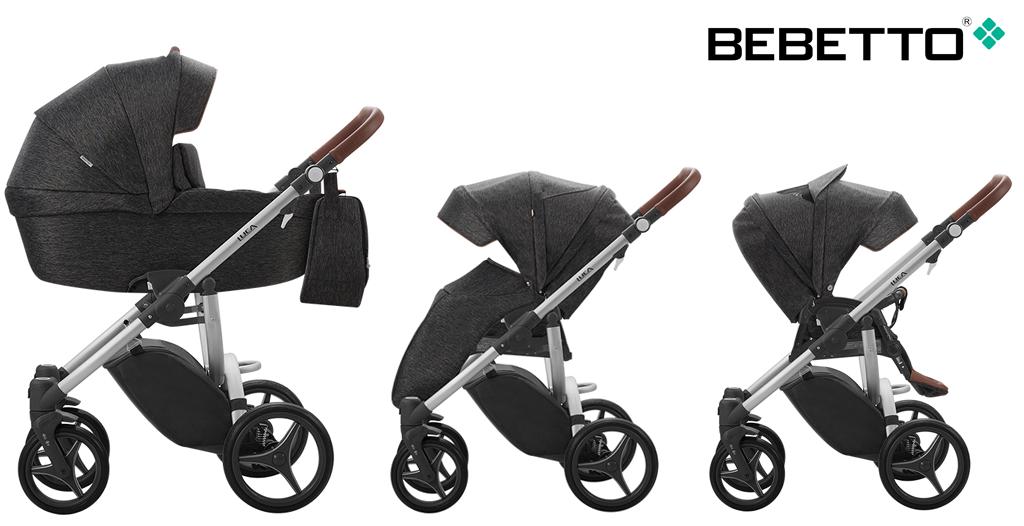 Jaki wózek dla dziecka urodzonego zimą - Bebetto Luca - sklep-smile.pl