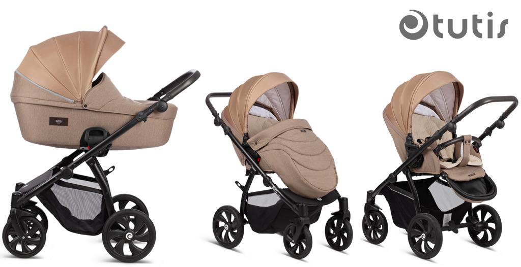 Jaki wózek dla dziecka urodzonego zimą - Tutis Aero - sklep-smile.pl