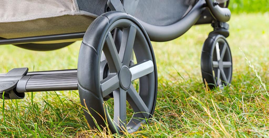 jak dbać o wózek