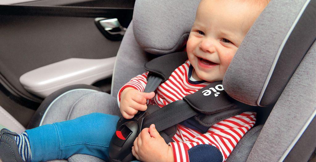 Dzień Dziecka w sklep-smile.pl - foteliki samochodowe Joie 10% taniej