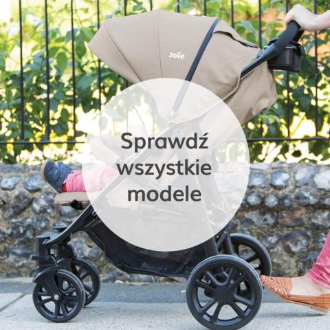 Dzień Dziecka w sklep-smile.pl - Wszystkie modele spacerówek Joie