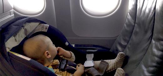 jaki fotelik do samolotu - blog - sklep-smile.pl