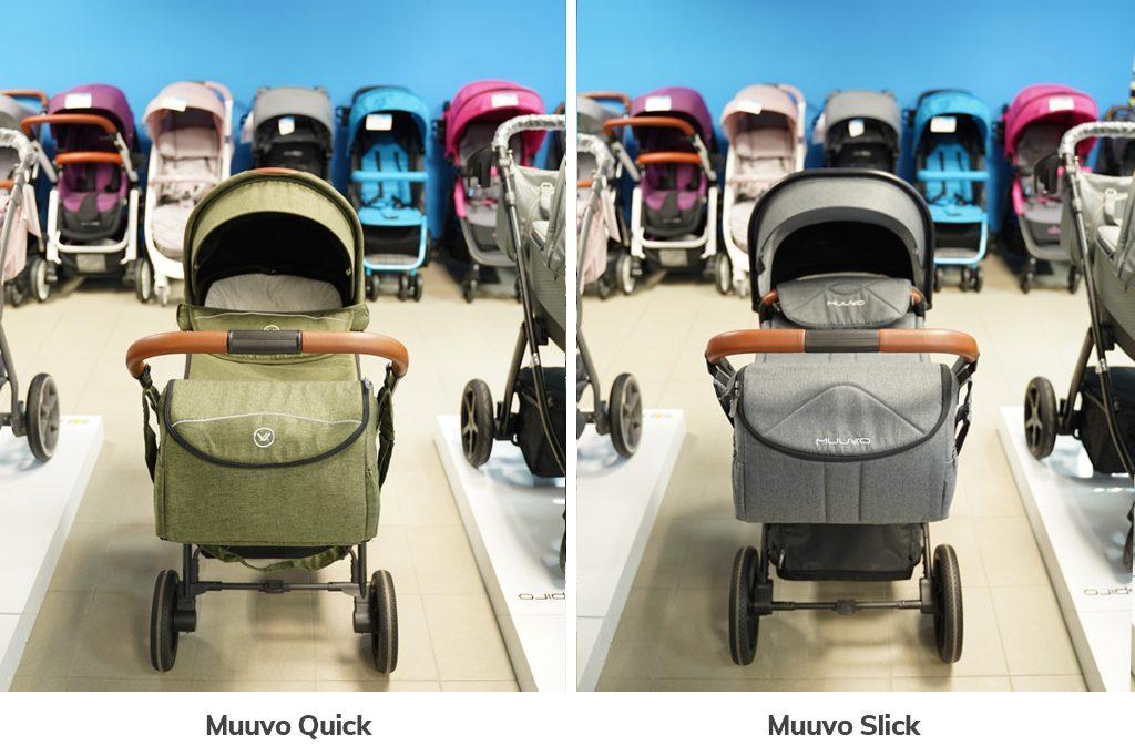 Muuvo Quick i Muuvo Slick - Porównanie - Blog - Sklep-Smile.pl