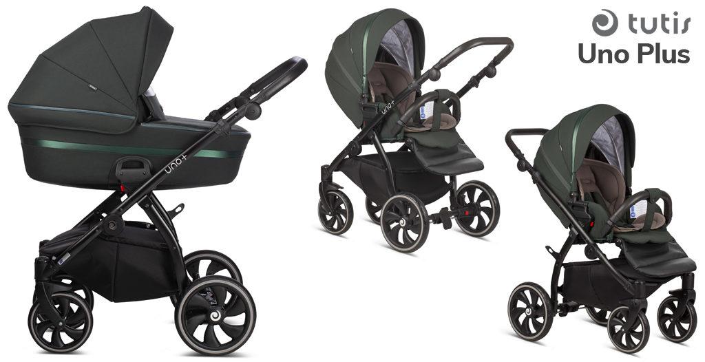 Wózki dziecięce 2020 - Tutis Uno Plus - Blog - Sklep-Smile.pl