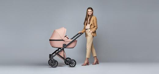 jaki wózek dla wysokich rodziców - blog - sklep-smile.pl