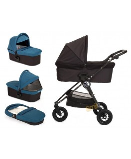 Baby Jogger City Mini GT+gondola+fotelik (do wyboru)+GRATIS