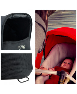 Mountain Buggy Duet 3+gondole+foteliki (do wyboru)+GRATIS