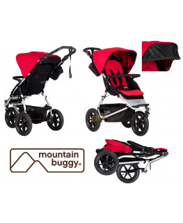 Mountain Buggy Urban Jungle+GRATIS
