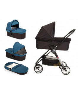 Baby Jogger City Mini+gondola+fotelik (do wyboru)+GRATIS