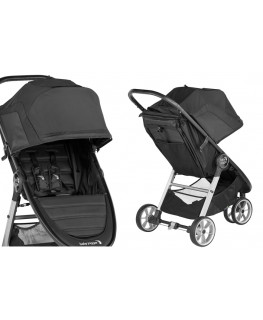 Baby Jogger City Mini 2+GRATISY