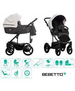 Bebetto Torino+fotelik (do wyboru)