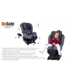 BeSafe iZi Combi IsoFix X4 (0-18 kg)