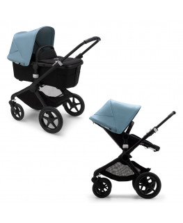 Bugaboo Fox 2+fotelik (do wyboru)