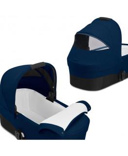 Cybex Talos S Lux Silver Frame+gondola+fotelik (do wyboru)