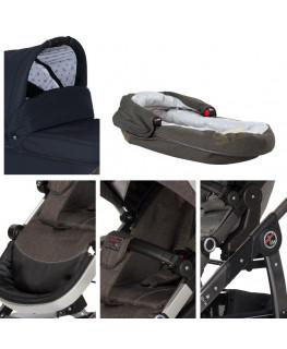 Hartan Racer GTX (2018)+gondola+fotelik (do wyboru)