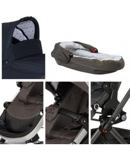 Hartan VIP GTX+gondola+fotelik (do wyboru)