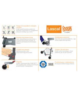 Lascal Buggyboard Maxi+