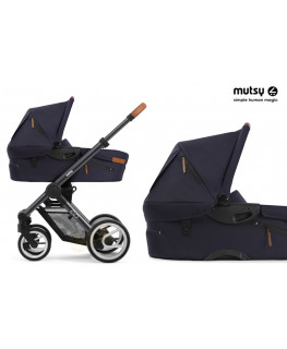 Mutsy Evo Urban Nomad+gondola+fotelik (do wyboru)+GRATISY