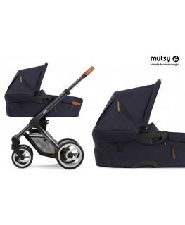 Mutsy Evo Bold+gondola+fotelik (do wyboru)+GRATISY