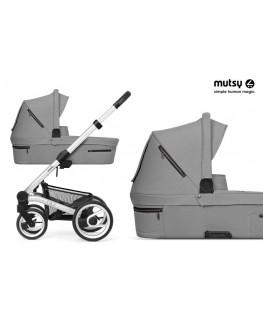 Mutsy Nio Journey+gondola+fotelik (do wyboru)+GRATISY