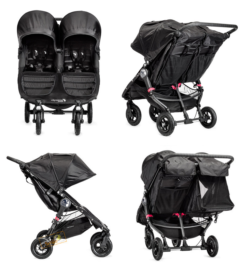 Baby Jogger City Mini Gt Double Sklep Internetowy Smile