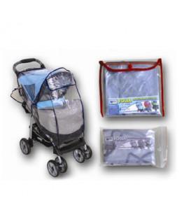 Uniwersalna folia przeciwdeszczowa na wózek
