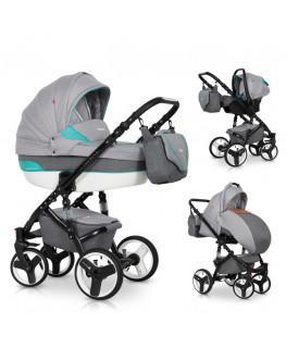 Euro-Cart Durango Sport+fotelik (do wyboru)