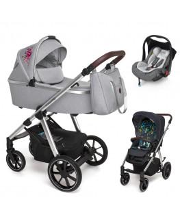 Baby Design Bueno+fotelik (do wyboru)