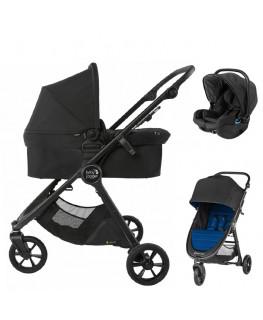 Baby Jogger City Mini GT 2+gondola+fotelik (do wyboru)