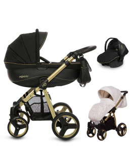 BabyActive Mommy Gold+fotelik (do wyboru)