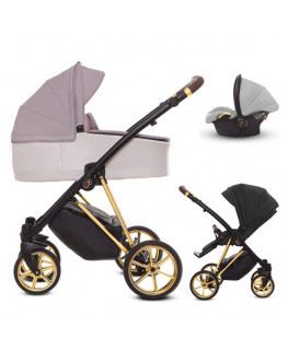 BabyActive Musse Ultra+fotelik (do wyboru)