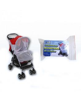 Uniwersalna moskitiera na wózek