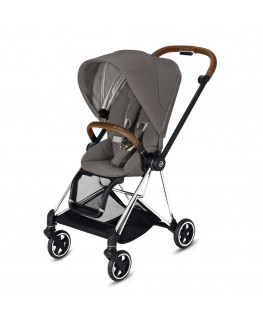 Cybex Mios 2.0 Chrome Brown Frame