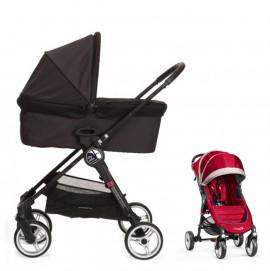 Baby Jogger City Mini 4W+gondola