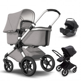 Bugaboo Fox 2 Mineral Collection+fotelik