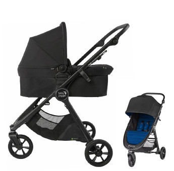 Baby Jogger City Mini GT 2+gondola