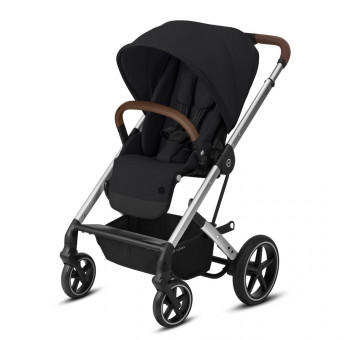 Cybex Balios S Lux Silver Frame
