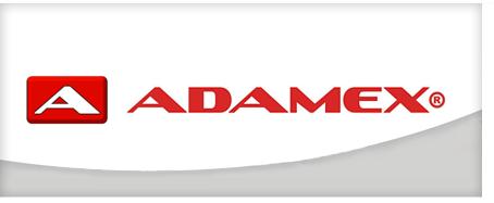 Znalezione obrazy dla zapytania adamex logo